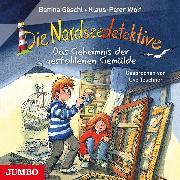 Cover-Bild zu Die Nordseedetektive. Das Geheimnis der gestohlenen Gemälde (Audio Download) von Wolf, Klaus-Peter