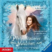 Cover-Bild zu Pferdeflüsterer Mädchen. Rubys Entscheidung (Audio Download) von Mayer, Gina