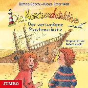 Cover-Bild zu Die Nordseedetektive. Der versunkene Piratenschatz (Audio Download) von Wolf, Klaus-Peter