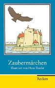 Cover-Bild zu Simm, Hans-Joachim (Hrsg.): Zaubermärchen