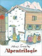 Cover-Bild zu Traxler, Hans: Alpentrilogie
