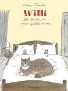 Cover-Bild zu Traxler, Hans: Willi - der Kater, der immer grösser wurde