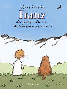 Cover-Bild zu Traxler, Hans: Franz - Der Junge, der ein Murmeltier sein wollte