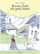 Cover-Bild zu Traxler, Hans: Komm, Emil, wir gehn heim!