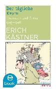 Cover-Bild zu Kästner, Erich: Der tägliche Kram (eBook)