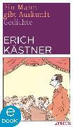 Cover-Bild zu Kästner, Erich: Ein Mann gibt Auskunft (eBook)