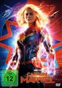 Cover-Bild zu Boden, Anna (Reg.): Captain Marvel