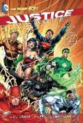 Cover-Bild zu Justice League Vol. 1: Origin (The New 52) von Johns, Geoff