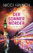 Cover-Bild zu French, Nicci: Der Sommermörder (eBook)