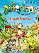 Cover-Bild zu Wieker, Katharina: Die Dinorinos finden Freunde (eBook)