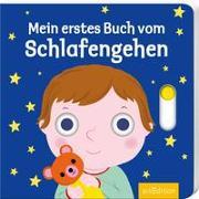 Cover-Bild zu Choux, Nathalie (Illustr.): Mein erstes Buch vom Schlafengehen