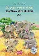 Cover-Bild zu Volk, Katharina E.: Der schlaue kleine Elefant