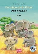 Cover-Bild zu Volk, Katharina E.: Der schlaue kleine Elefant - Deutsch-Türkisch