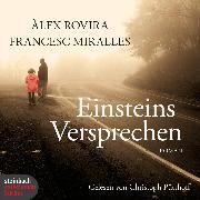 Cover-Bild zu Miralles, Francesc: Einsteins Versprechen (Gekürzt) (Audio Download)