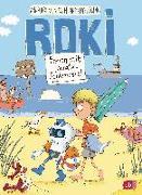 Cover-Bild zu ROKI - Ferien mit Schatz-Schlamassel von Hüging, Andreas