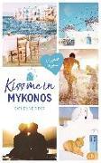 Cover-Bild zu Kiss me in Mykonos von Rider, Catherine