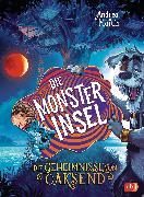 Cover-Bild zu Die Geheimnisse von Oaksend - Die Monsterinsel von Martin, Andrea