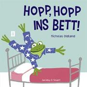 Cover-Bild zu Oldland, Nicholas: Hopp, hopp ins Bett!