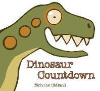 Cover-Bild zu Oldland, Nicholas: Dinosaur Countdown