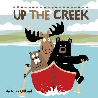 Cover-Bild zu Oldland, Nicholas: Up the Creek