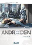Cover-Bild zu Gaudin, Jean-Charles: Androiden 04. Kielkos Tränen