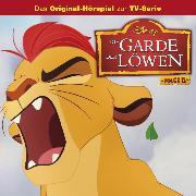 Cover-Bild zu Arnold, Cornelia: Disney - Die Garde der Löwen - Folge 12: Schlafende Krokodile weckt man nicht / Beshti in Gefahr (Audio Download)