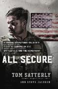 Cover-Bild zu Satterly, Tom: All Secure (eBook)