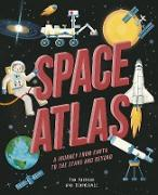 Cover-Bild zu Jackson, Tom: Space Atlas (eBook)