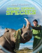 Cover-Bild zu Jackson, Tom: Saving Animal Species (eBook)