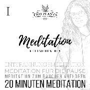 Cover-Bild zu Meditation Nichtraucher werden - Meditation I - 20 Minuten Meditation (Audio Download) von Heyn, Christiane M.