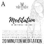 Cover-Bild zu Waldspaziergang gegen Stress - Meditation A - 20 Minuten Meditation (Audio Download) von Heyn, Christiane M.