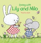 Cover-Bild zu Oud, Pauline: Spring with Lily and Milo