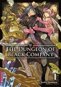 Cover-Bild zu The Dungeon of Black Company 01 von Yasumura, Youhei