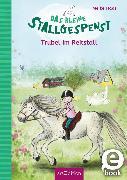 Cover-Bild zu Haas, Meike: Das kleine Stallgespenst - Trubel im Reitstall (Das kleine Stallgespenst 4) (eBook)