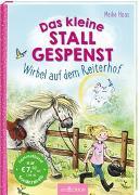Cover-Bild zu Haas, Meike: Das kleine Stallgespenst - Wirbel auf dem Reiterhof (Das kleine Stallgespenst)
