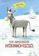 Cover-Bild zu Haas, Meike: Der ausgebüxte Weihnachtsesel