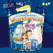 Cover-Bild zu Haas, Meike: Der wundersame Weltraumzoo (Audio Download)