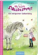 Cover-Bild zu Haas, Meike: Das kleine Stallgespenst - Ein verspukter Geburtstag (Das kleine Stallgespenst 3)