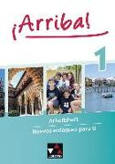 Cover-Bild zu Bachtin, Anastasia: ¡Arriba! Arbeitsheft 1