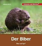 Cover-Bild zu Prinz, Johanna: Der Biber