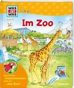 Cover-Bild zu Oftring, Bärbel: WAS IST WAS Junior Band 22. Im Zoo
