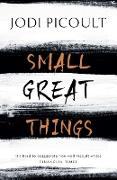Cover-Bild zu Picoult, Jodi: Small Great Things (eBook)