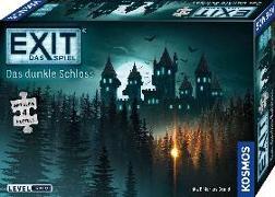 Cover-Bild zu EXIT Spiel + Puzzle - Das dunkle Schloss von Brand, Inka & Markus