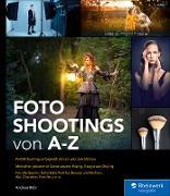 Cover-Bild zu Fotoshootings von A bis Z (eBook) von Bübl, Andreas