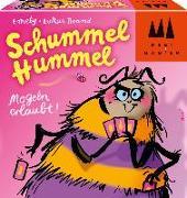 Cover-Bild zu Schummel Hummel - Drei Magier® Kartenspiel von Brand, Emely