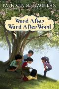 Cover-Bild zu MacLachlan, Patricia: Word After Word After Word