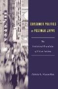 Cover-Bild zu Maclachlan, Patricia: Consumer Politics in Postwar Japan (eBook)