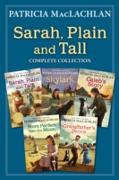 Cover-Bild zu MacLachlan, Patricia: Sarah, Plain and Tall Complete Collection (eBook)