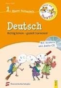 Cover-Bild zu Stoifl, Erika: Lernen mit Teo und Tia Deutsch - 1. Klasse Volksschule mit CD