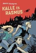 Cover-Bild zu Lindgren, Astrid: Kalle és Rasmus (eBook)